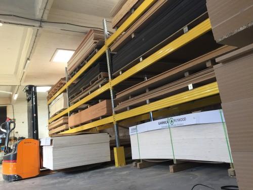 depot hout atelier
